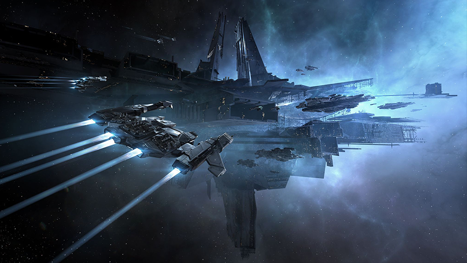 Eve Online - a beginner's guide